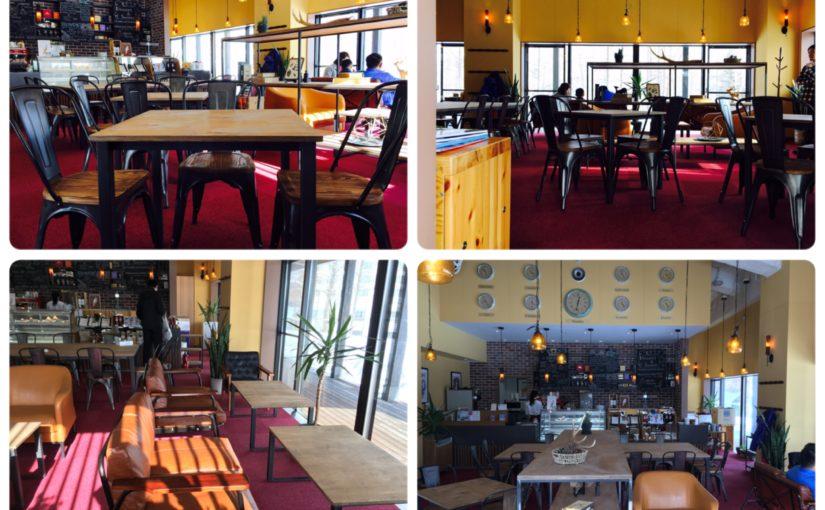 Niseko Village『Cafe patisserie』